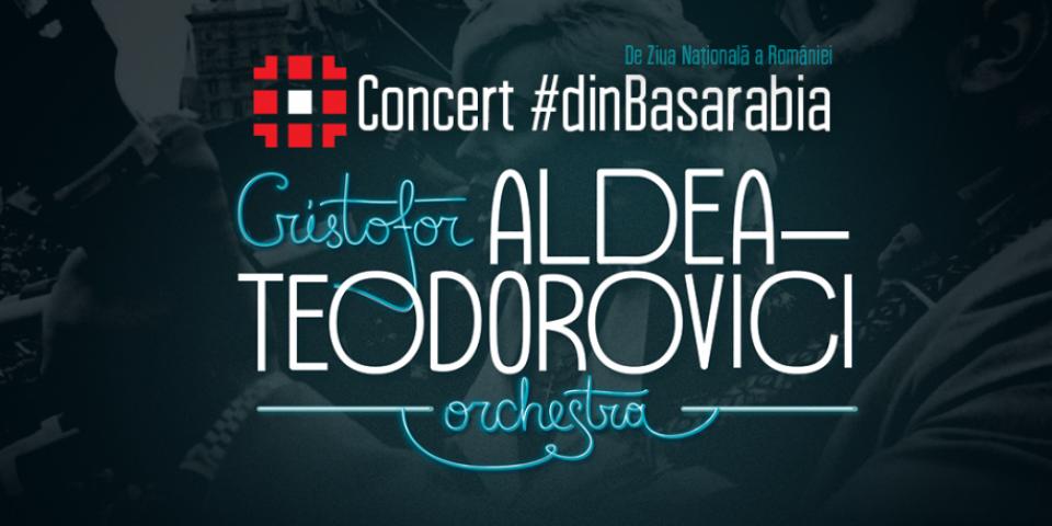 Aldea Teodorovici orchestra la București