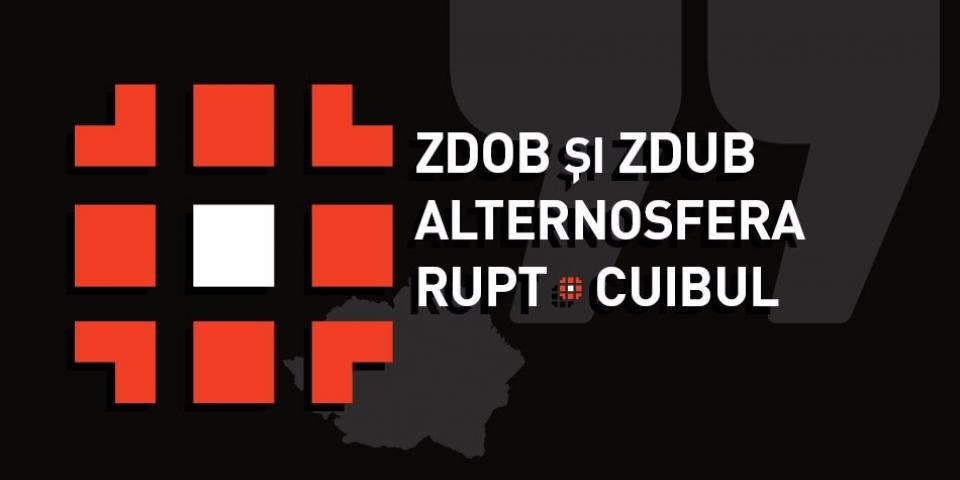 Concert dinBasarabia la Bucuresti. Alternosfera, Zdob si Zdub, Cuibul, Rupt