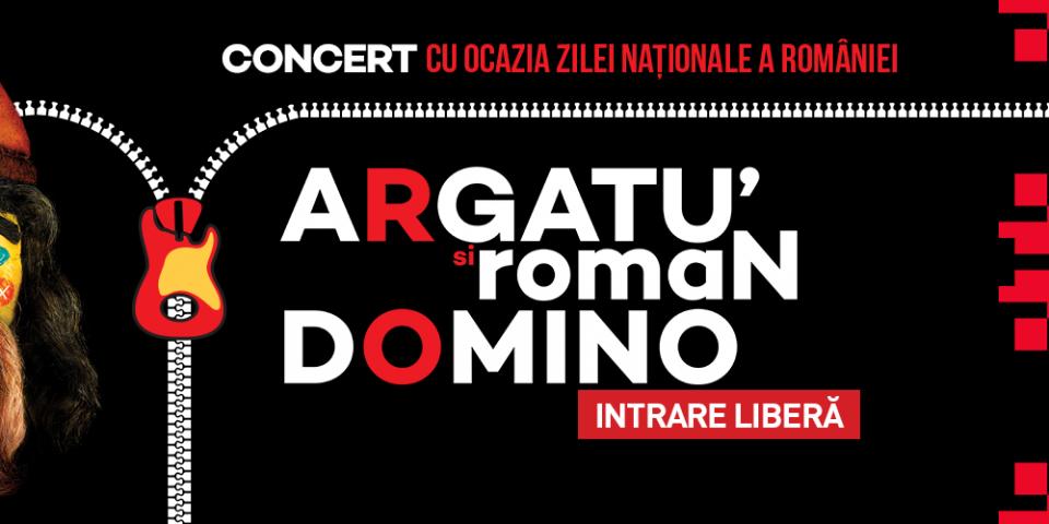 Argatu, Domino, romaN, PRUT FEST