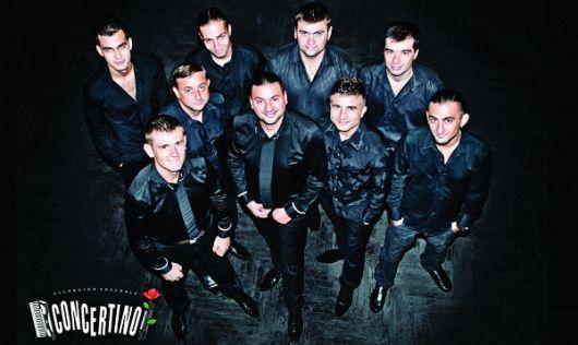 trupa Concertino