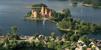 Castelul Trakai PC: hansatravel.ee