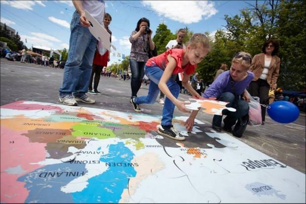 Foto: Facebook/Moldova în pas cu Europa