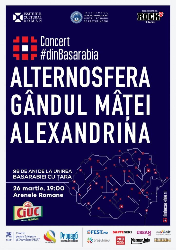 Concert #dinBasarabia 2016